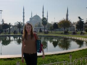 Trip to Istanbul,Turkey