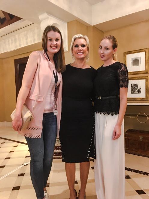 MAC Cosmetics Global Brand President Karen Buglisi
