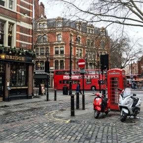 Big Bus Tour,London