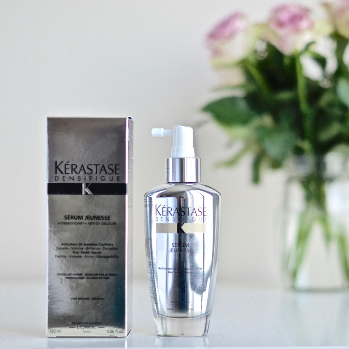 Kérastase Densifique, Serum Jeunesse Review