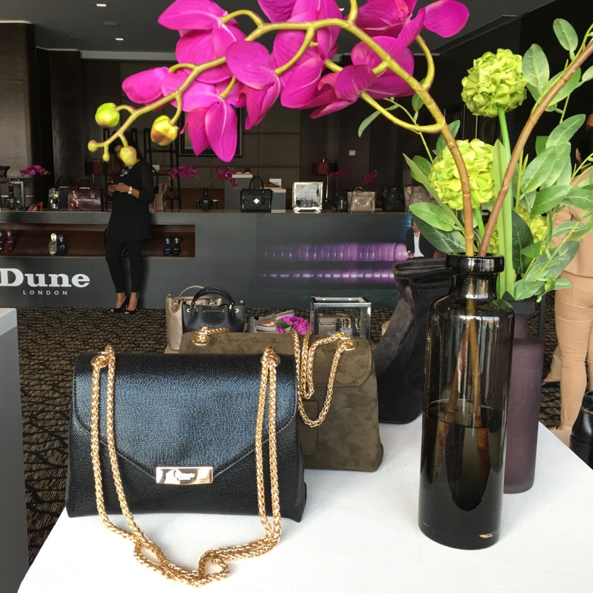 Dune London with the Middle Eastern​ Touch