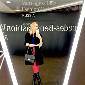 Mercedes-Benz Fashion Week SS'17,Moscow
