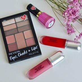 Revlon Makeup Palette and MatLipsticks