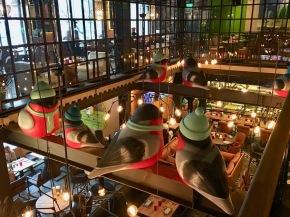 Restaurant Valenok by Novikov Group,Moscow