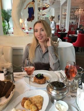 Grand-Café Dr.Живаго, Moscow
