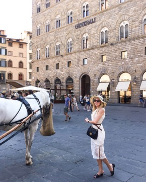 Florence in One Day Relaxing and Enjoyable, Italy