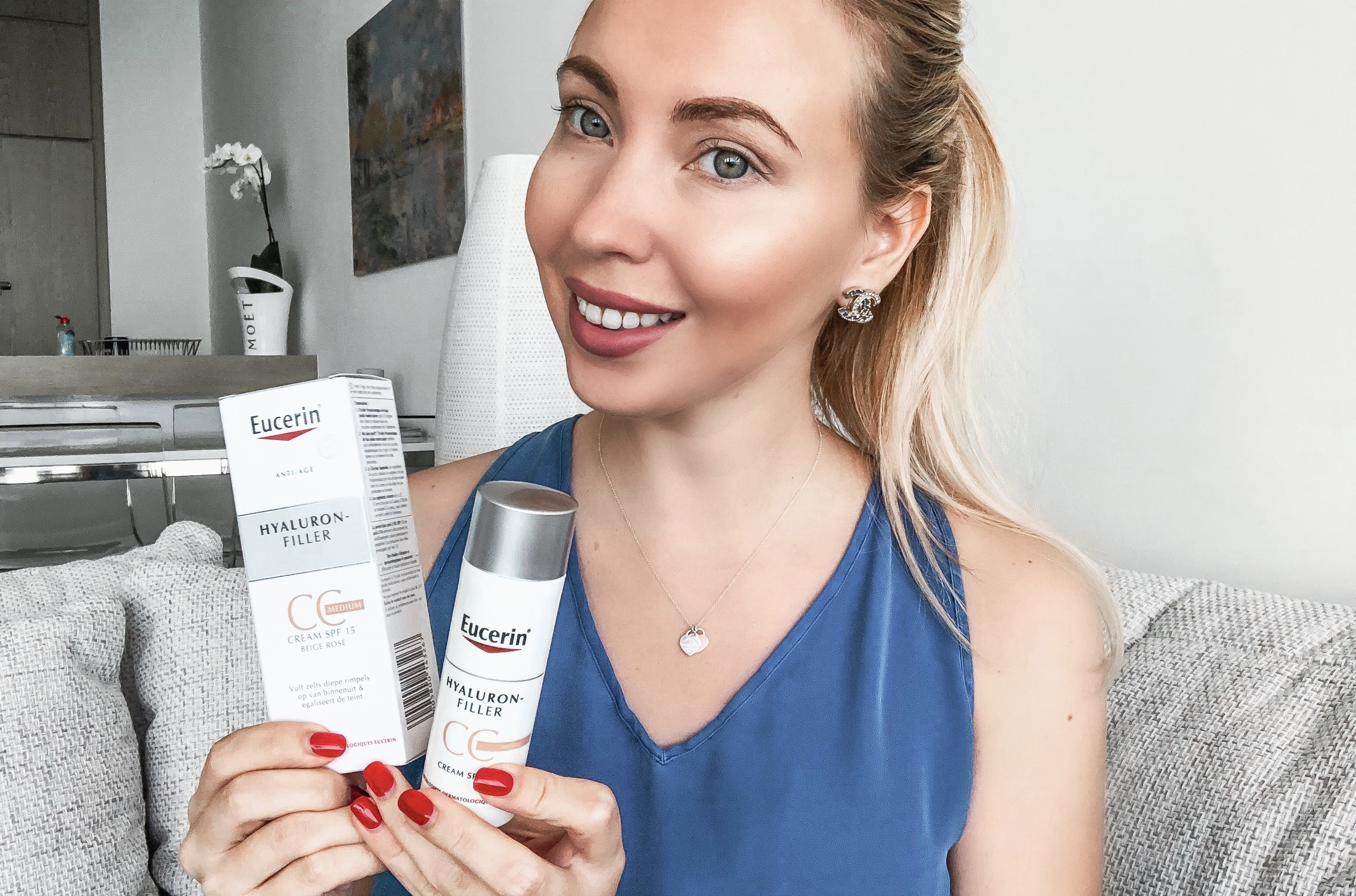 Eucerin Hyaluron-Filler CC, REVIEW