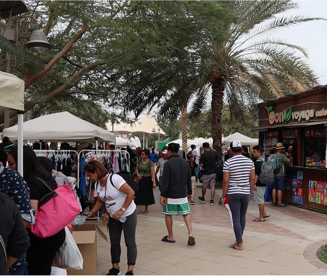 Dubai Flea Market. My Crazy Wild Experience