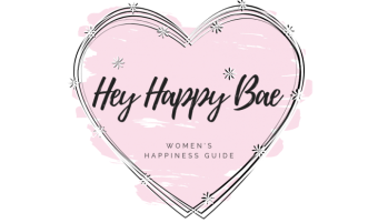 Hey Happy Bae Site Logo