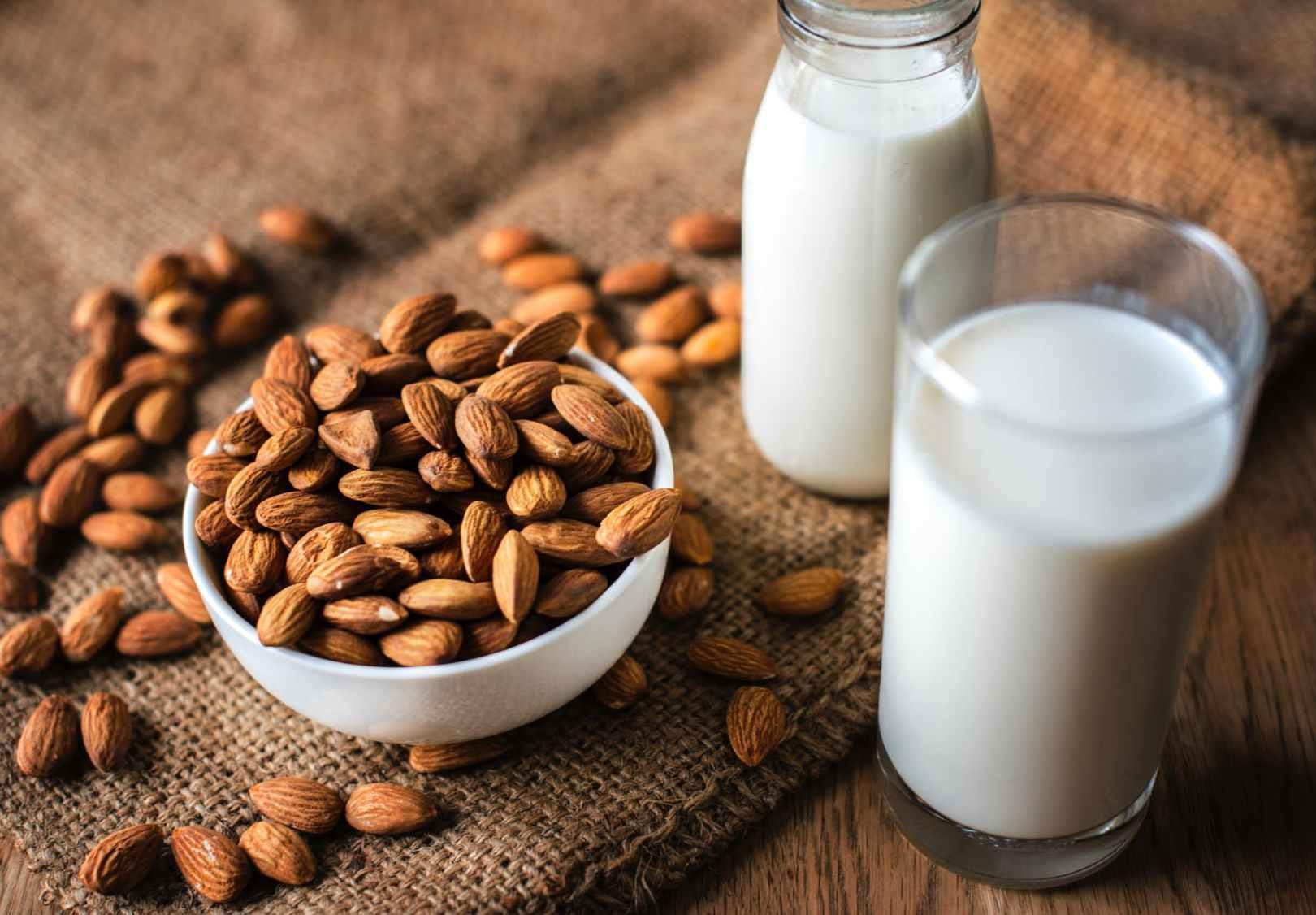 7 Days Challenge Almond Milk Beauty Secret